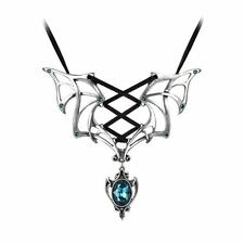 Official Alchemy Gothic Moulin Rouge Vampire Necklace - Pendant Jewellery