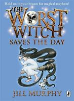 The Worst Witch Saves the Day,Jill Murphy- 9780141349633