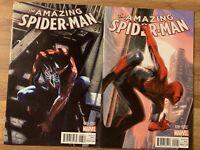 Amazing Spider-Man 003 & 17.1 (Marvel 2015) Gabrielle Dell'Otto Variants~1:25~NM