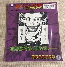 Death Note Ryuk jump 50th Anniversary Vol. 4 NEW rubber strap shinigami