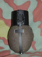 Borraccia tedesca M31 nuova panno tazza, German WW2 M31 Canteen reproduction cup