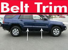 Toyota 4RUNNER CHROME BELT TRIM 2003 04 05 06 07-09 all