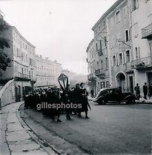 PRIVAS c. 1950 - Procession Ardèche - Div 1469