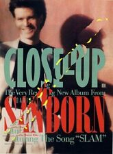 David Sanborn Downbeat Trade Press Advert TRANSPARENT