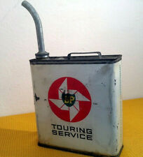 BP Touring ~50er Jahre Benzin Kanister ÖL Dose petrol cans oil can 50th vintage