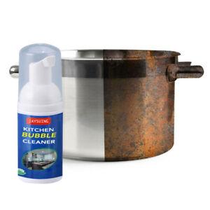 Kitchen Oil Stain Cleaner Rust Remover Multi-Purpose Foam Stain Remover