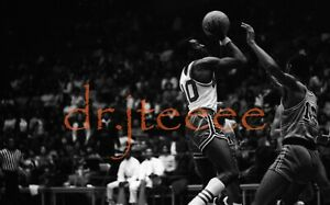1967 Earl Monroe WINSTON SALEM - 35mm Basketball Negative