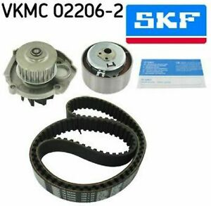 Kit de Distribución + Bomba Agua SKF VKMC02206-2 Lanza Ypsilon 1.4 2006-