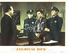 Jail House Rock Original Lobby Card 8 - Elvis Presley - 1957 - VF