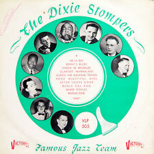 THE DIXIE STOMPERS A Langue B Waters N Williams FR Press Victory VLP 505  25 Cm