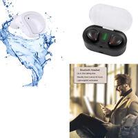 Mini TWS Wireless Earphones Twins Stereo In-Ear Earbuds Bluetooth Headset US