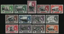 St. Helena 1953 - Mi-Nr. 123-135 ** - MNH - Freimarken / Definitives (I)