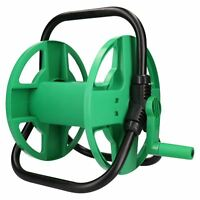 Portable Garden Hose Reel For Hoses Up To 30 Metres / 100 Feet In Length
