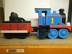Peg Perego Thomas The Tank Engine Electric Ride On And Track