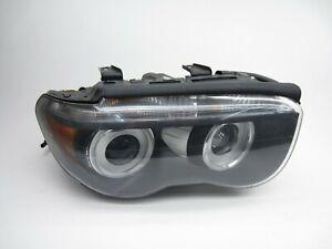 2002-2005 BMW 745i Passenger Right Headlight Assembly HID Xenon Adaptive