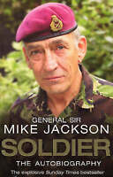 Soldier: The Autobiography, Jackson, Mike, Used; Very Good Book