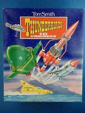 Unused 1993 THUNDERBIRDS - 10 CHRISTMAS CRACKERS Tom Smith