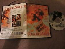 Coupable d'amour de Stephen Tolkin avec Christine Lahti, DVD, Drame