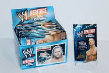 WWE 2006 TOPPS HERITAGE CHROME PACK