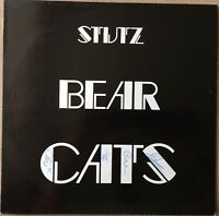 STUTZ BEAR CATS - THE SONGS THAT WE SING  EX/NEAR MINT VINYL LP - SIGNED RARE