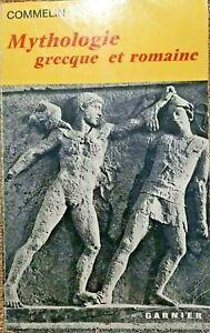 HISTOIRE Mythologie grecque et romaine, par COMMELIN - 6201