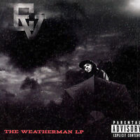 The Weatherman LP [PA] by Evidence (Dilated Peoples) (CD, Mar-2007, ABB Records)