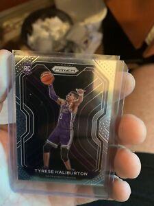 Tyrese Haliburton 2020-21 20-21 Panini Prizm Rookie Sacramento Kings #262