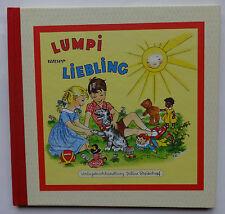 Lumpi unser Liebling Nostalgie Bilderbuch Reime Verse Anne Peer Kuhn-Klapschy