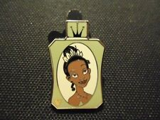 DISNEY WDW 2012 HIDDEN MICKEY SERIES PERFUME BOTTLE TIANA PRINCESS AND FROG PIN