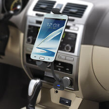 Universal Car Cigarette Lighter Phone USB Charger Holder for Samsung Galaxy