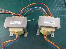 Transformador salida 4 Ohms/8 Ohms 120W amplificador Push Pull