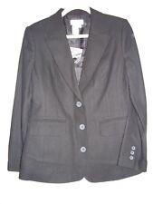 NWOT JG HOOK Women's Coat Blazer black size 8
