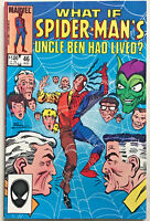 WHAT IF#46 VF/NM 1984 SPIDER-MAN MARVEL COMICS