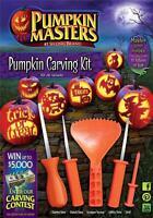 Pumpkin Master Carving Kit Kürbis Schnitzen Dekoration Bastel Set Halloween