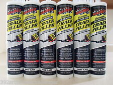 18 Tubes SealBest Asphalt Blacktop Driveway Crack Filler Elastomeric Rubberized