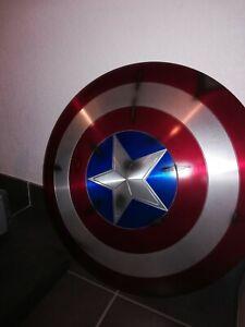 Bouclier Captain America en aluminium