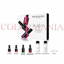 MESAUDA STARTER KIT GEL POLISH KIT SMALTO SEMIPERMANENTE PROFESSIONALE ESTETISTA