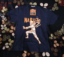 NARUTO X UNIQLO UT Graphic Men's Tee Shirts M=S(US,EURO) DEAD STOCK Super Rare3