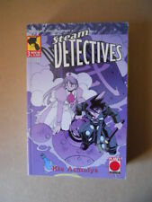 Steam Detectives n°3 1998 Kia Asamiya Planet Manga [G922-2]