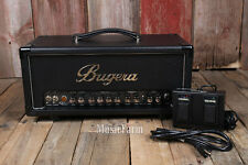 Burgera G20 Infinium Electric Guitar Amplifier Head 20 Watt 2 Channel Tube Amp
