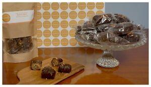 Greek Handmade Sweet Dessert Baklava Layers Pastry Bite Almond Chocolate 14.10oz