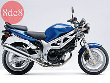 Suzuki SV 650 (2003) - Workshop Manual on CD