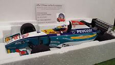F1 JORDAN PEUGEOT BARRICHELLO #14 EJR 195 1/18 Minichamps 180950014 voiture