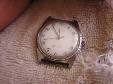 Vintage Timex Automatic Watch White Dial