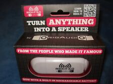 OrigAudio ROCK-IT 3.0 - Vibration Speaker System - Turn Anything Into a Speaker!