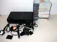 Sony Playstation 2 SCPH - 30003 Bundle mit 15 spielen