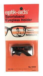 Sports Band Eyeglass Holder, Athletic Glasses Strap