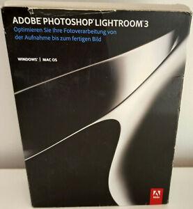 Adobe Photoshop LightRoom 3 - Windows/Mac OS - Deutsch