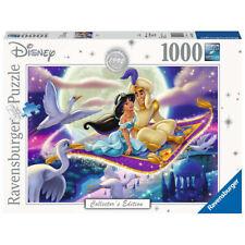 Ravensburger Disney Aladdin Collectors Edition 1000 Piece Jigsaw Puzzle