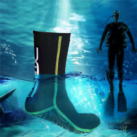 3MM Neoprene Diving Scuba Swim Surfing Socks Cold-proof Sports Snorkeling Boots